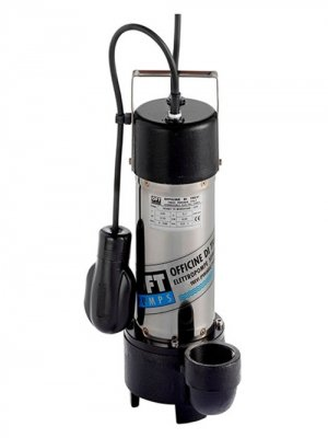 Drainage electric submersible pumps