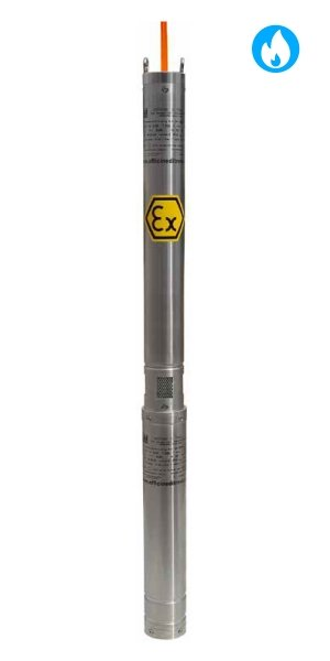 316-Treinch-EX Electric submersible pumps