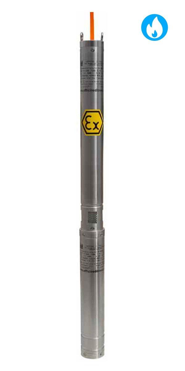 Elettropompa Sommersa 316 Treinch EX