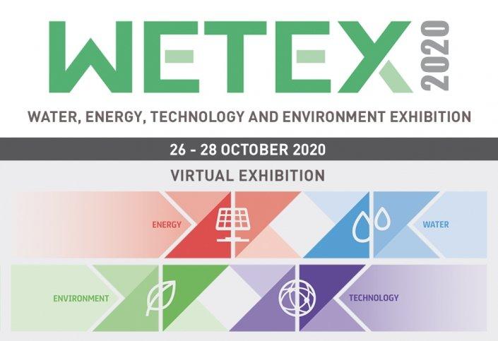 Wetex Dubai 2020