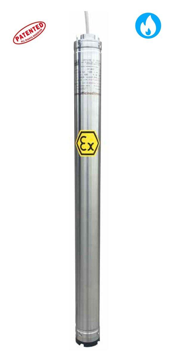 Elettropompa sommersa 99 316 Treinch Ex