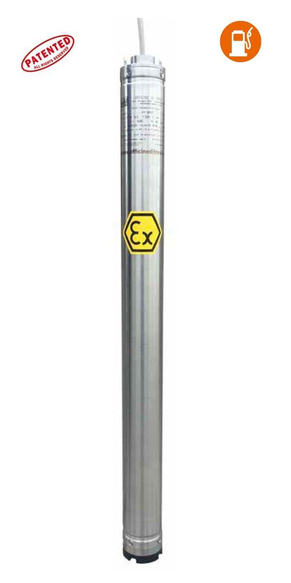 Elettropompa sommersa 99 ID Treinch Ex per Idrocarburi