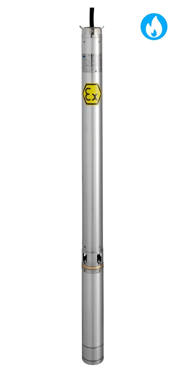 Elettropompa sommersa Alpha EX - Beta EX