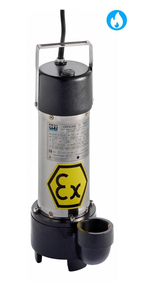 Elettropompa sommersa Derby-EX