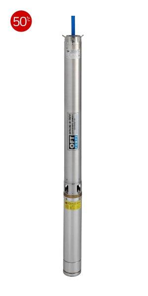 """Elettropompe 4"""" per liquidi contaminati max 50 °C OFT Pumps"""