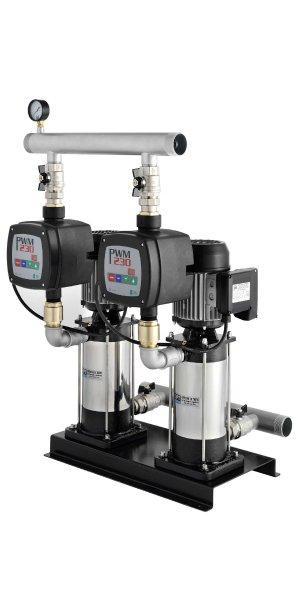 Gruppi automatici di pressurizzazione G2-Diva-INV