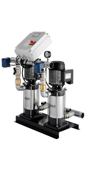 Gruppi automatici di pressurizzazione G2-Diva-MECC