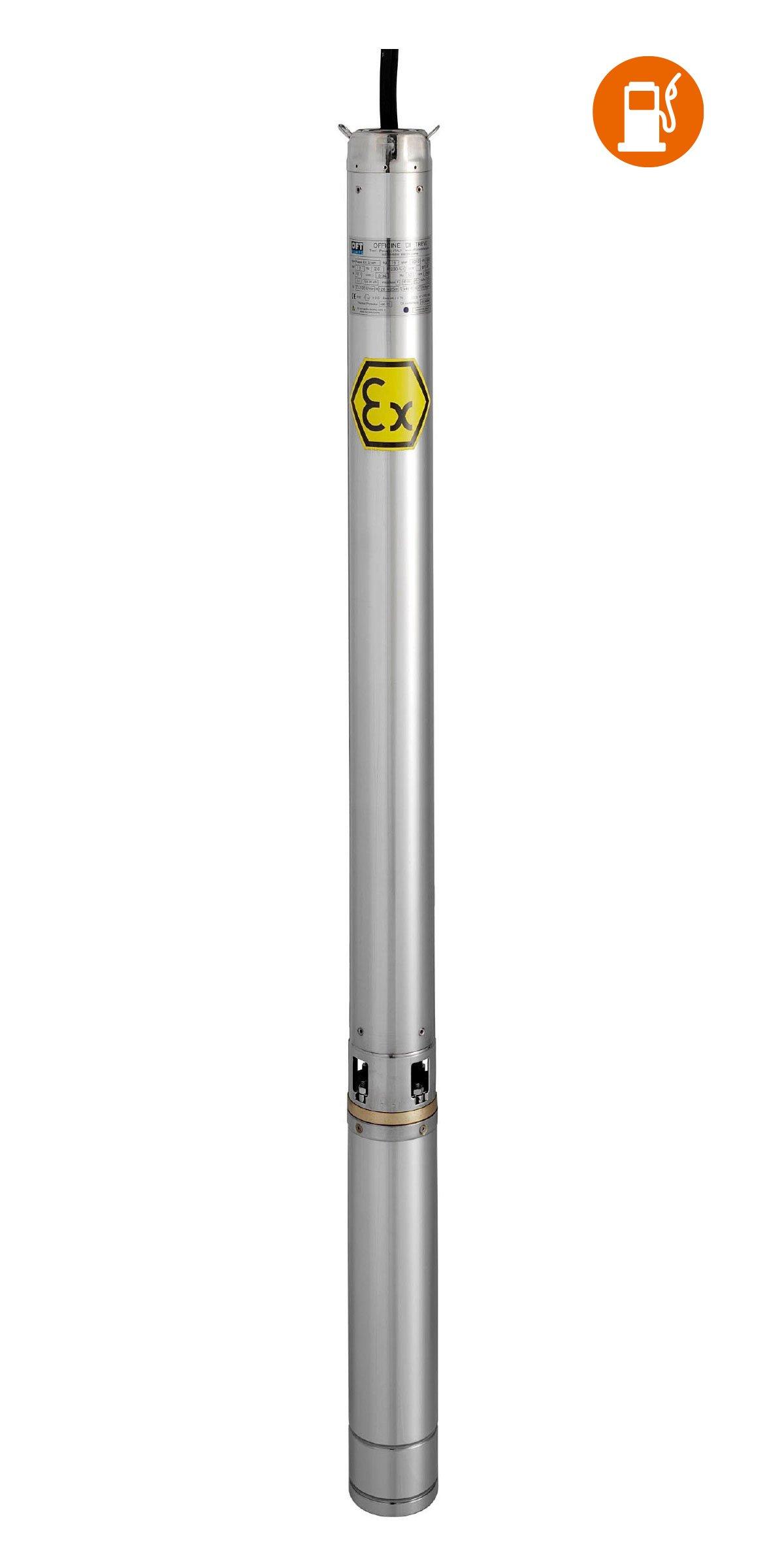 ID Astra EX - ID Venere EX per idrocarburi