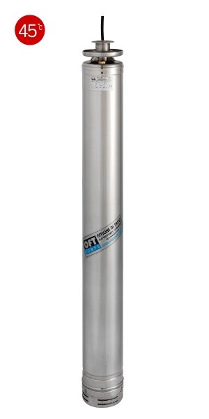 Pompe sommerse M45 per percolato max 45 °C