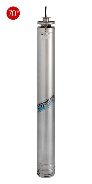 Elettropompe sommerse M70 per percolato max 70 °C OFT Pumps