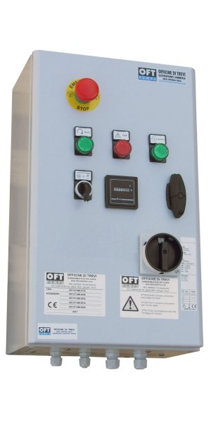 All-in-one Basic control panel with LEVEL REGULATOR