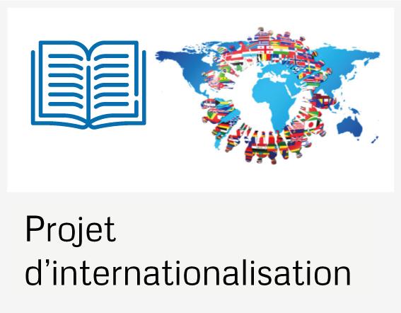 Projet d'internationalisation