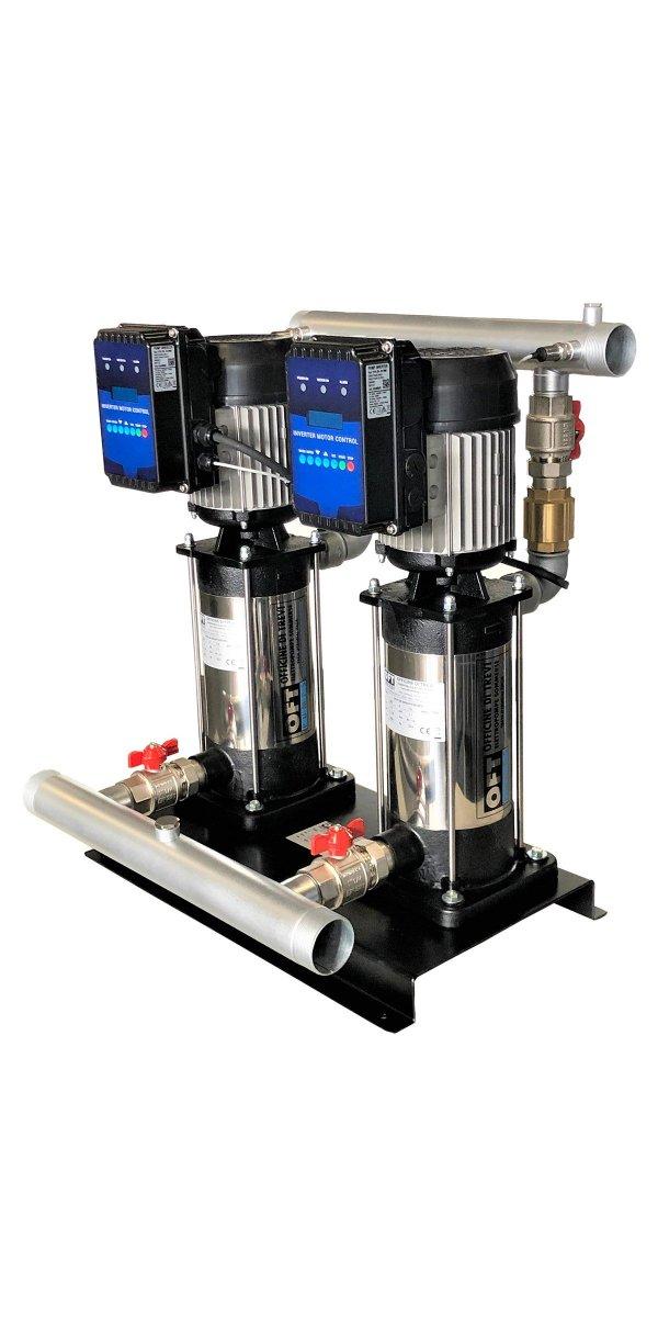 Sistema di pressurizzazione